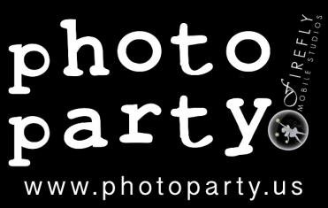 PhotoParty Logo Rectagle